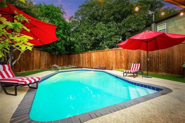 1802 Richwood Dr, Austin, TX 78757 (#6430222) :: Papasan Real Estate Team @ Keller Williams Realty