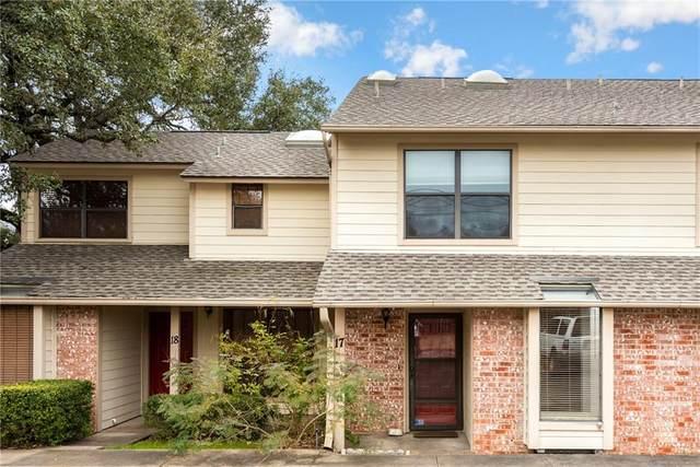 3801 Menchaca Rd #17, Austin, TX 78704 (#6432649) :: Papasan Real Estate Team @ Keller Williams Realty