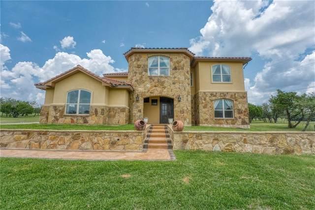 1414 Crystal Mountain Dr, Round Mountain, TX 78663 (#6433279) :: Papasan Real Estate Team @ Keller Williams Realty
