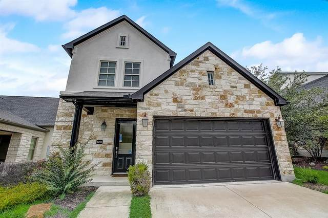 1251 Red Bud Ln, Round Rock, TX 78664 (#6435947) :: The Perry Henderson Group at Berkshire Hathaway Texas Realty