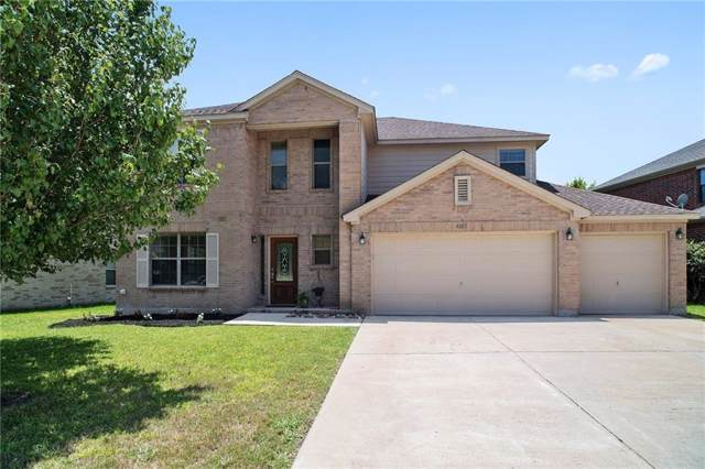 4003 Great Basin Dr, Taylor, TX 76574 (#6436044) :: The Perry Henderson Group at Berkshire Hathaway Texas Realty