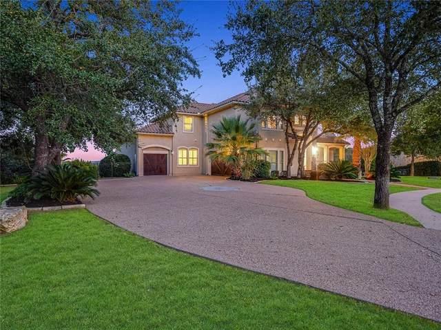 1609 Lakecliff Hills Ln, Austin, TX 78732 (MLS #6436136) :: Brautigan Realty