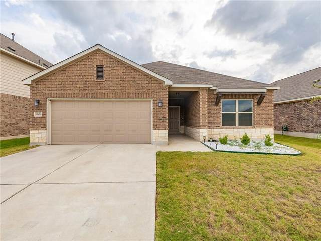 11829 Carrizo Springs Path, Manor, TX 78653 (#6437782) :: The Summers Group