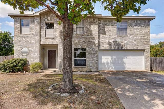 3512 Walleye Way, Round Rock, TX 78665 (#6439986) :: The Heyl Group at Keller Williams