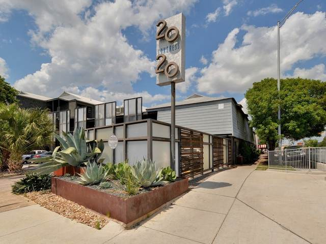 2020 S Congress Ave #1120, Austin, TX 78704 (#6441347) :: R3 Marketing Group