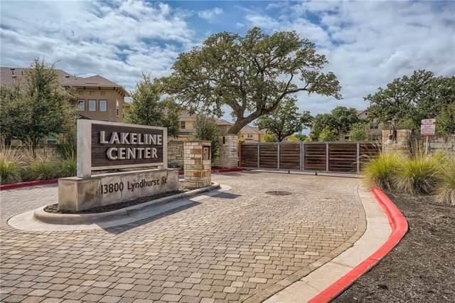 13800 Lyndhurst St. Bldg 33 #336, Austin, TX 78717 (#6442197) :: Papasan Real Estate Team @ Keller Williams Realty