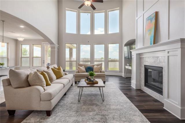 620 Breezygrass Way, Georgetown, TX 78626 (#6444229) :: Papasan Real Estate Team @ Keller Williams Realty
