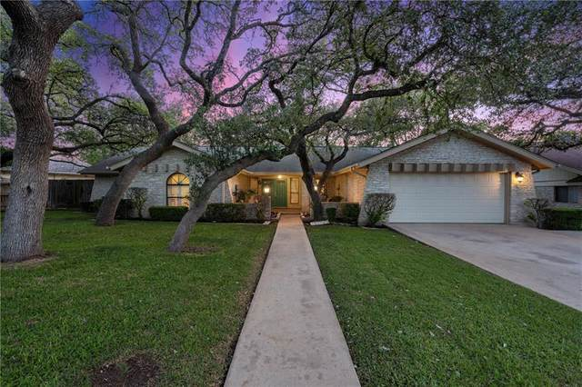 203 Deepwood Dr, Georgetown, TX 78628 (#6445115) :: Realty Executives - Town & Country