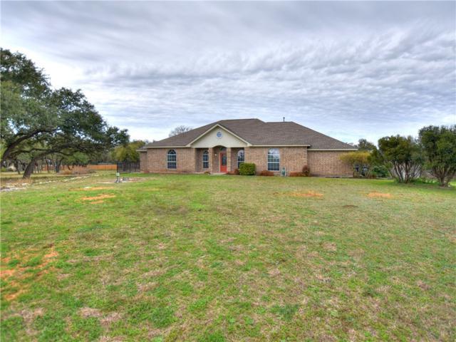 608 Lake Side Cv, Georgetown, TX 78628 (#6445923) :: Zina & Co. Real Estate