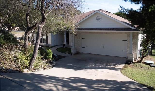2907 Davis Cv, Lago Vista, TX 78645 (#6446078) :: Douglas Residential