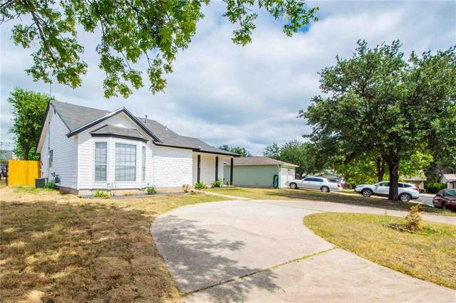 306 Hickok Ct, Austin, TX 78753 (#6447264) :: Papasan Real Estate Team @ Keller Williams Realty