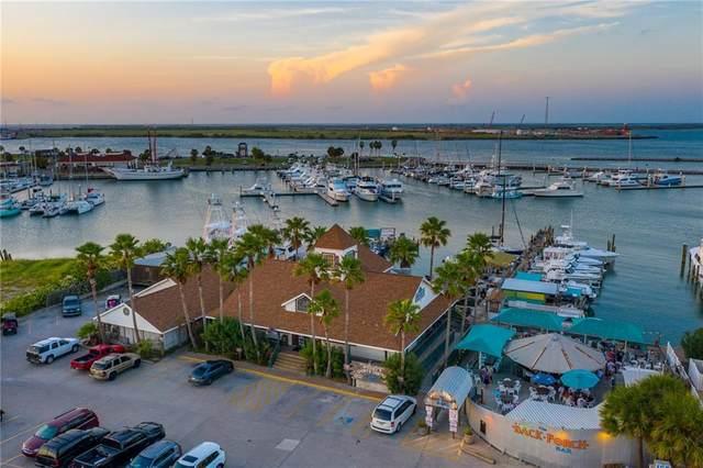 136 W Cotter Ave, Port Aransas, TX 78373 (#6448600) :: Azuri Group | All City Real Estate