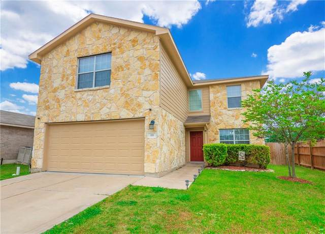 111 Pheasant Trl, Bastrop, TX 78602 (MLS #6449738) :: Vista Real Estate