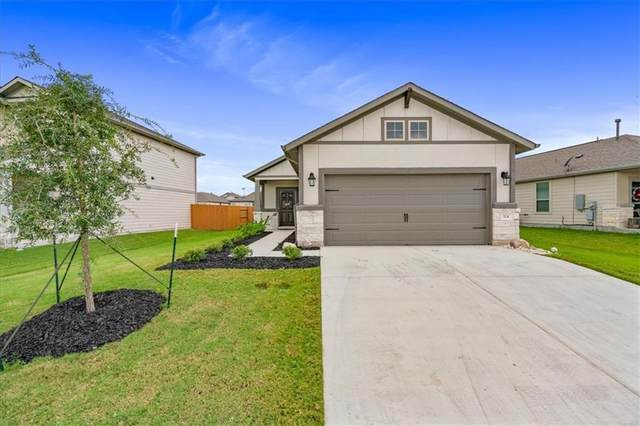 524 Rearing Mare Pass, Georgetown, TX 78626 (#6450271) :: Lancashire Group at Keller Williams Realty