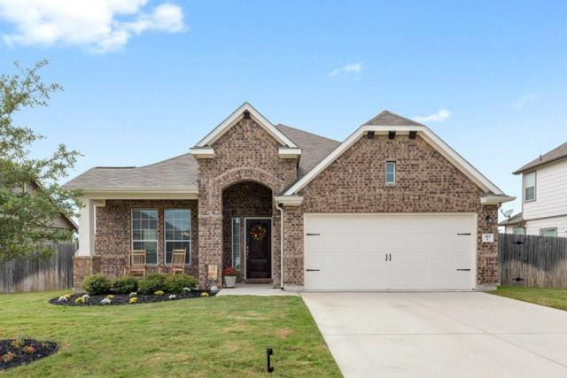 411 Wimberley St, Hutto, TX 78634 (#6451263) :: The ZinaSells Group