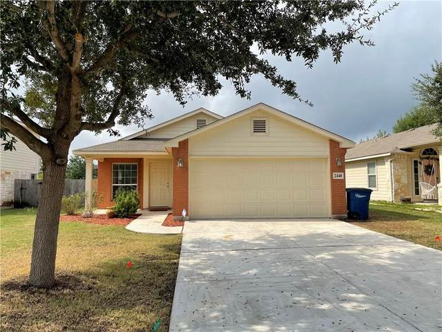 2440 Kolton St, New Braunfels, TX 78130 (#6451507) :: Front Real Estate Co.