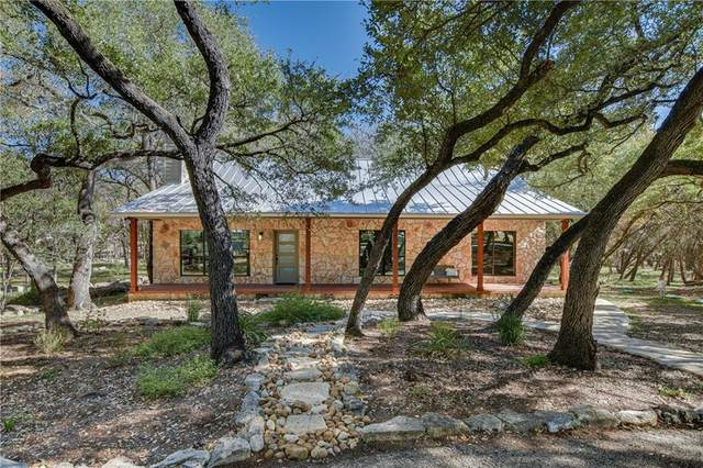 110 Leveritts Loop, Wimberley, TX 78676 (#6452763) :: Watters International