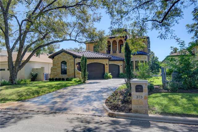373 Meadowlakes Dr, Meadowlakes, TX 78654 (#6454099) :: The Perry Henderson Group at Berkshire Hathaway Texas Realty