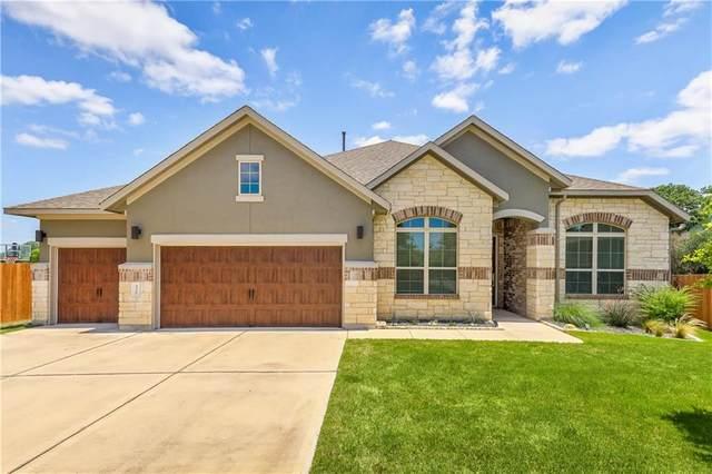 3320 Vaquero Ln, Cedar Park, TX 78641 (#6455533) :: Ben Kinney Real Estate Team