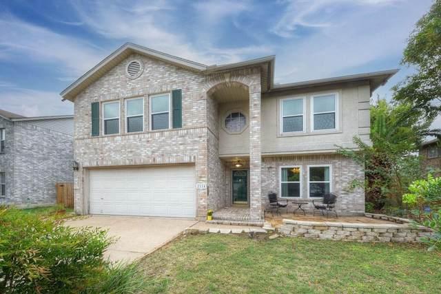 2114 Milan Dr, Cedar Park, TX 78613 (#6456521) :: Papasan Real Estate Team @ Keller Williams Realty