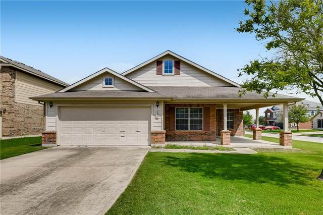 1100 Canoe Cv, Hutto, TX 78634 (#6459326) :: The Perry Henderson Group at Berkshire Hathaway Texas Realty