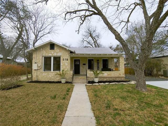 519 Magazine Ave, New Braunfels, TX 78130 (#6461349) :: Papasan Real Estate Team @ Keller Williams Realty