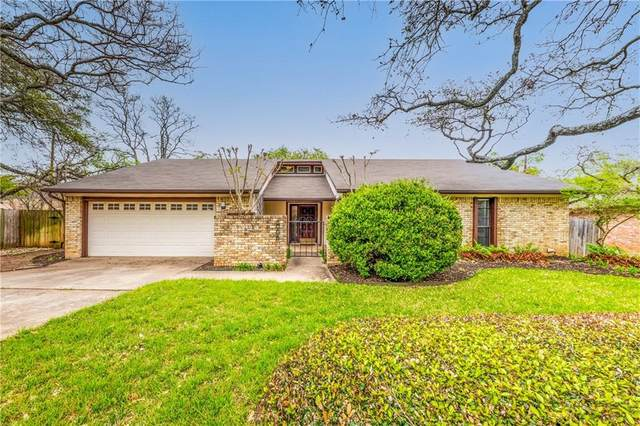 4006 Burr Oak Ln, Austin, TX 78727 (#6461416) :: Watters International