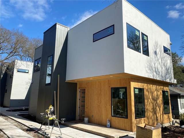908 Nalide St B, Austin, TX 78745 (MLS #6462029) :: Vista Real Estate
