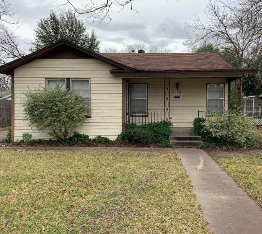 1503 N Cleveland Ave, Cameron, TX 76520 (#6465359) :: Zina & Co. Real Estate