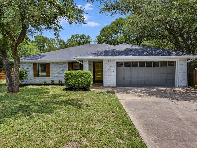 3419 Buffalo Springs Trl, Georgetown, TX 78628 (#6465529) :: All City Real Estate