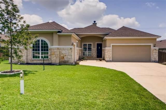 116 Walter Way, Jarrell, TX 76537 (#6465671) :: Papasan Real Estate Team @ Keller Williams Realty