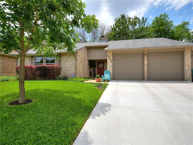 6710 Lancret Hill Dr, Austin, TX 78745 (#6466616) :: Ben Kinney Real Estate Team
