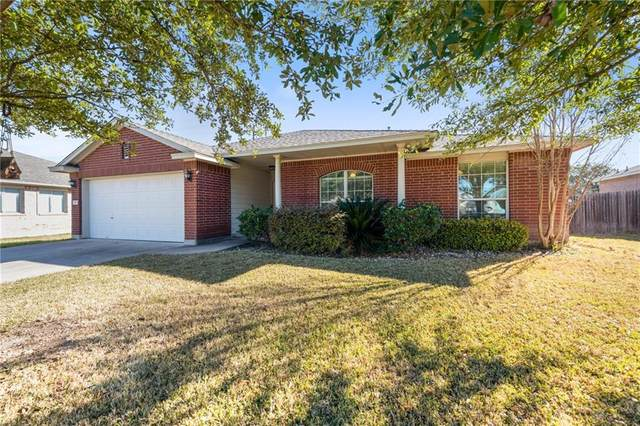3909 Rolling Canyon Trl, Round Rock, TX 78681 (#6466631) :: 10X Agent Real Estate Team