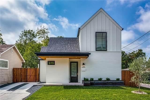 101 E 56th St, Austin, TX 78751 (MLS #6467858) :: Brautigan Realty