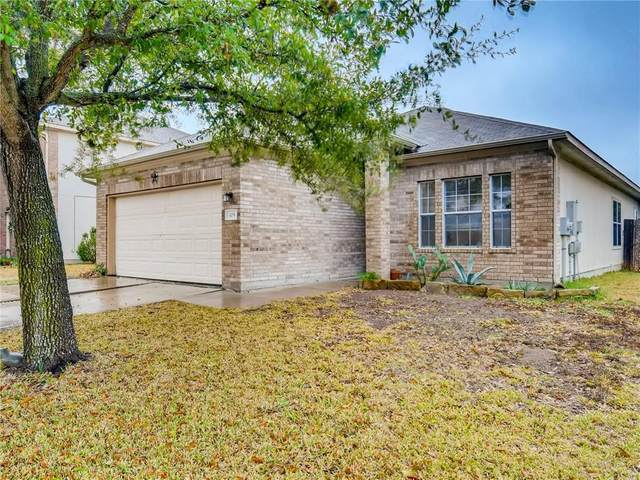 105 Almquist St, Hutto, TX 78634 (#6469161) :: 12 Points Group