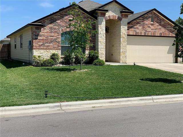 105 Hematite Ln, Jarrell, TX 76537 (#6470276) :: The Perry Henderson Group at Berkshire Hathaway Texas Realty