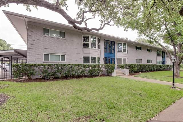 1210 Windsor Rd #102, Austin, TX 78703 (#6472172) :: Ben Kinney Real Estate Team