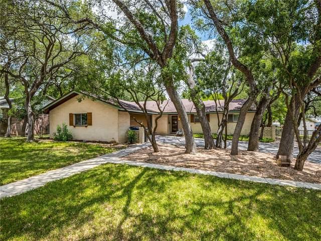 922 Twin Oaks Dr, New Braunfels, TX 78130 (MLS #6473226) :: Brautigan Realty