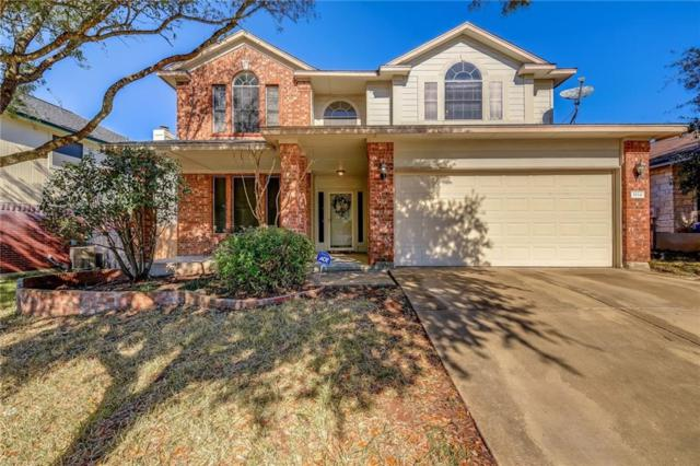 1614 Candelaria Mesa Dr, Round Rock, TX 78664 (#6475923) :: KW United Group