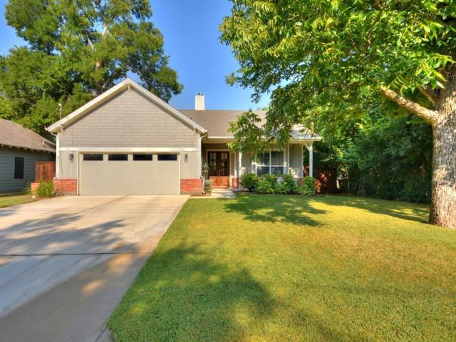 1206 Forest St, Georgetown, TX 78626 (#6480688) :: RE/MAX Capital City