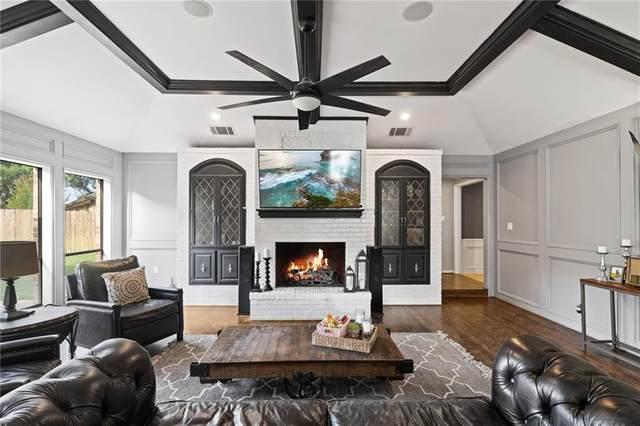 4503 Walton Heath Cir, Austin, TX 78747 (#6483227) :: Papasan Real Estate Team @ Keller Williams Realty