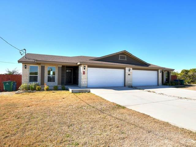 20111 Travis Dr, Lago Vista, TX 78645 (#6484545) :: Papasan Real Estate Team @ Keller Williams Realty