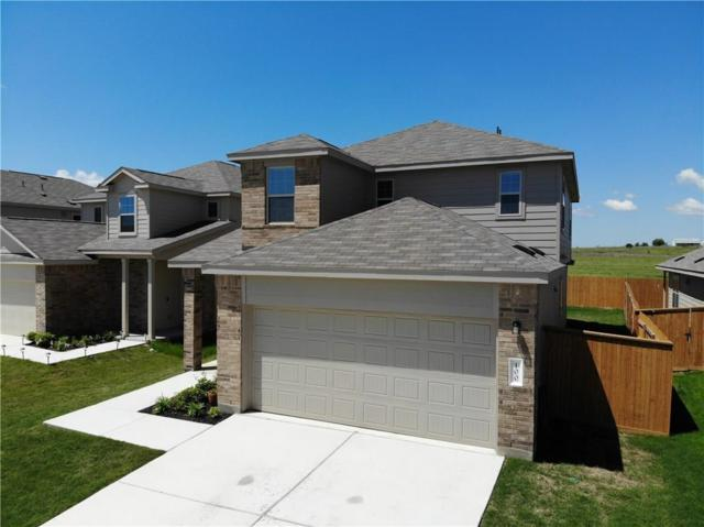 100 Star Pass, Jarrell, TX 76537 (#6484758) :: The Perry Henderson Group at Berkshire Hathaway Texas Realty
