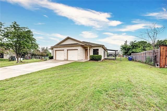 507 Tablerock Cir, Leander, TX 78641 (#6485132) :: Papasan Real Estate Team @ Keller Williams Realty