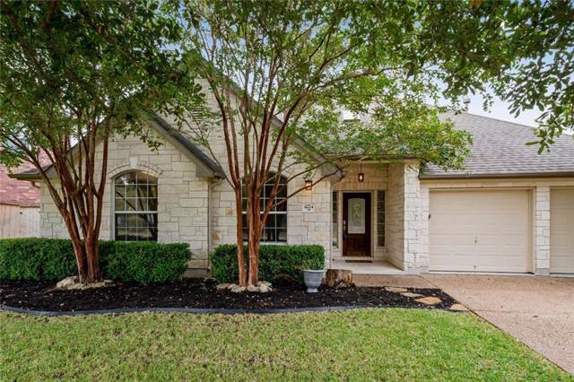 4224 Meadow Vista Ln, Round Rock, TX 78665 (#6486490) :: The Perry Henderson Group at Berkshire Hathaway Texas Realty
