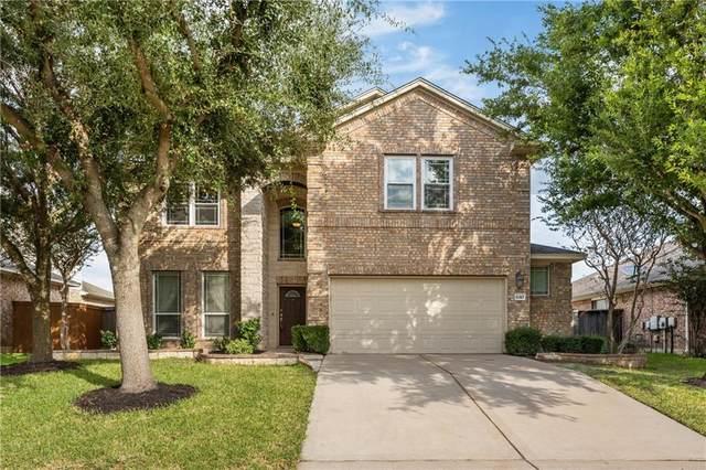 610 Centerbrook Pl, Round Rock, TX 78665 (#6488684) :: Papasan Real Estate Team @ Keller Williams Realty