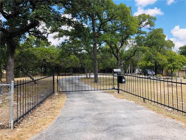 700 E Summit Dr, Wimberley, TX 78676 (MLS #6489003) :: Vista Real Estate