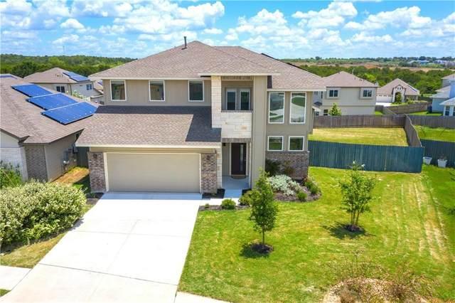 9917 Comely Bnd, Manor, TX 78653 (#6489467) :: Papasan Real Estate Team @ Keller Williams Realty
