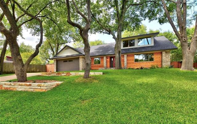 8708 Oakmountain Cir, Austin, TX 78759 (#6489630) :: Service First Real Estate