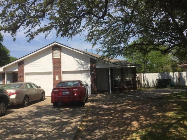 502 Rockmoor Dr, Georgetown, TX 78628 (#6490510) :: The Heyl Group at Keller Williams